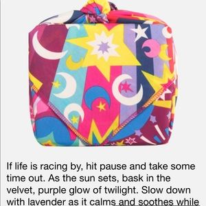 Lush limited edition twilight gift knot wrap